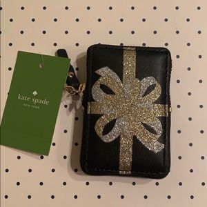 Kate spade steal the spotlight present coin purse
